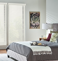 "Blindsgalore® Hardwood Blinds: 2"" Slats"