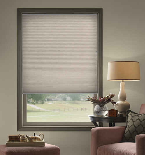 Blindsgalore 3/4 Expressions Cellular Shades: Room Darkening