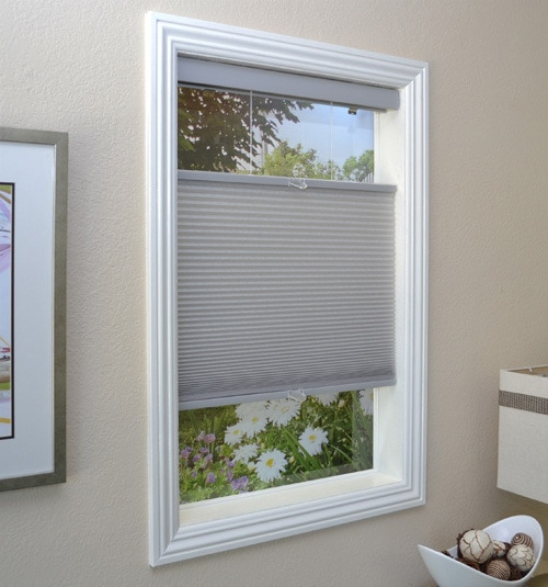 Bottom Up Motorized Window ShadesMotorized Flexshades