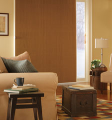 Blindsgalore Gallery Vertical Cellular Shades: Light Filtering - CLOSEOUT