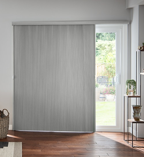 Blindsgalore® Gallery Vertical Cellular Shades: Light Filtering