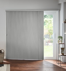 Blindsgalore Gallery Vertical Cellular Shades: Light Filtering