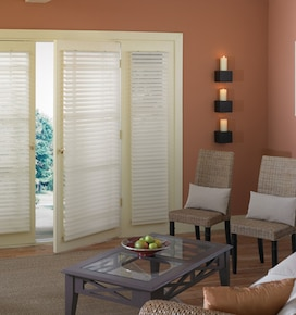 Blindsgalore Sheer Door Shades 2 Light Filtering