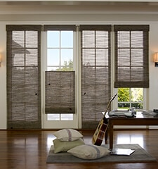 Blindsgalore Natural Woven Shades