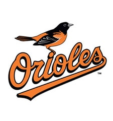 Blindsgalore MLB Custom Roller Shades: Baltimore Orioles