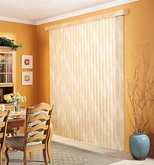 Blindsgalore Fabric Vertical Blinds - CLOSEOUT