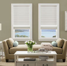 Blindsgalore ClearView Composite Shutters