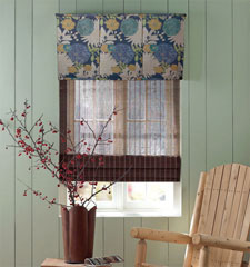 Blindsgalore Board Mounted Valances: Gallant