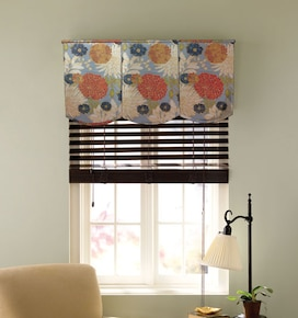 Blindsgalore Board Mounted Valances: Whimsy