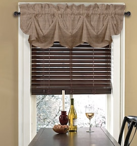 Blindsgalore Pole Mounted Valances: Tuck
