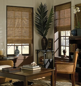 Blindsgalore Cordless Bamboo Shades