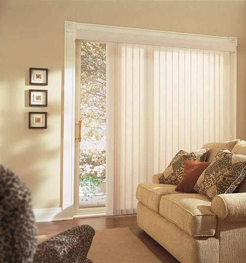Blindsgalore Fabric Vertical Blinds