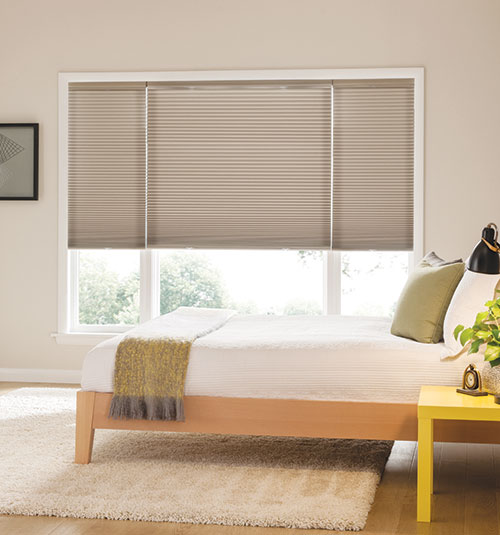 Single Cell Cellular Shades shown in Declaration