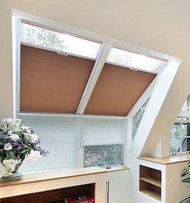 Blindsgalore Gallery Skylight Cellular Shades: Light Filtering