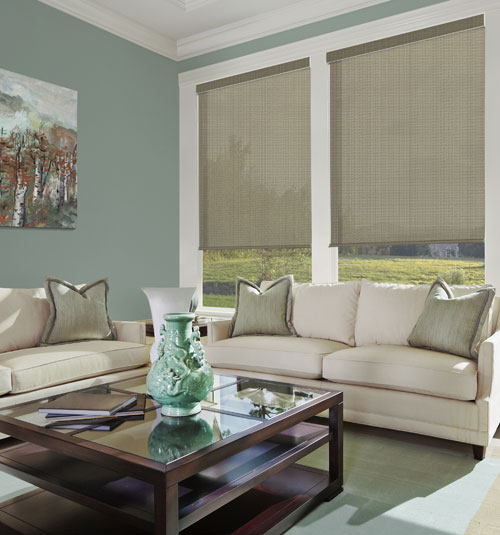 Lustrous Solar Shades shown in Blondie