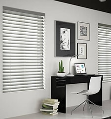 Boutique Wood Blinds: Paints