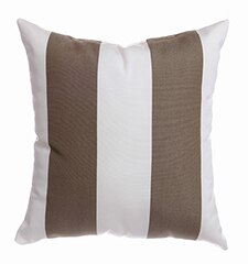 Blindsgalore Signature Indoor/Outdoor Pillow: Sunbrella