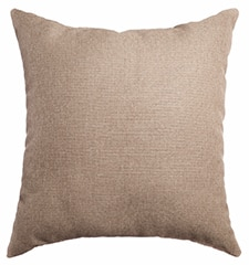 Blindsgalore Signature Throw Pillow: Textured Blackout