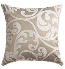 Blindsgalore Signature Throw Pillow: Mod Vine