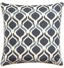 Blindsgalore Signature Throw Pillow: Bailey