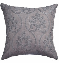 Blindsgalore Signature Throw Pillow: Carla