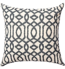 Blindsgalore Signature Throw Pillow: Karyn