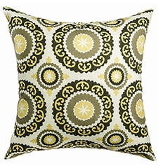 Blindsgalore Signature Throw Pillow: Nora