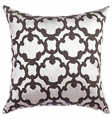 Blindsgalore Signature Throw Pillow: Palmer