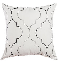 Blindsgalore Signature Throw Pillow: Tivoli