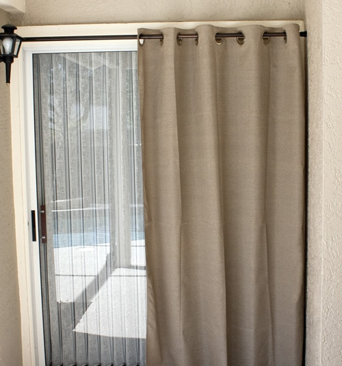Coolaroo® Exterior Curtain | Blindsgalore