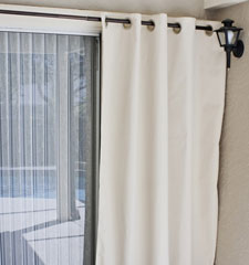 Coolaroo Exterior Curtain Panel