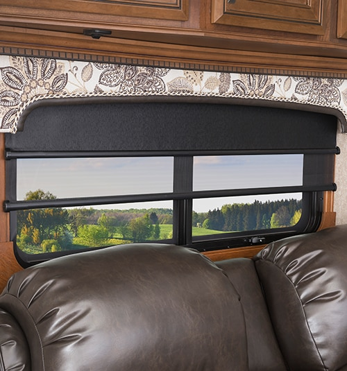 Blindsgalore Dual Roller RV Shades