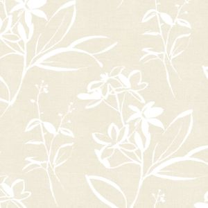 Floral Pattern Silk Impression - 0184_1004