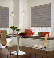 Bali® Natural Shades: Spree shown in color Loft