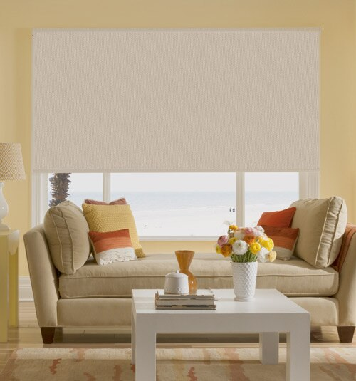 Bali® Roller Shades: Rowland shown in color Tusk