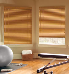 Levolor 2 Classic Value Wood Blinds