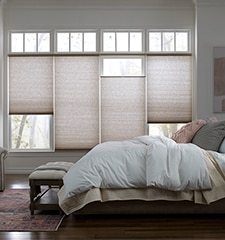 Levolor Accordia Light Filtering Designer Cellular Shades